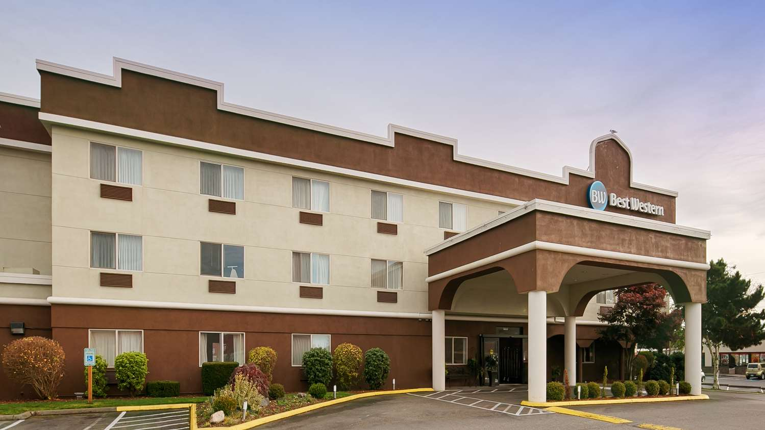Exterior view - Best Western Sky Valley Inn Monroe