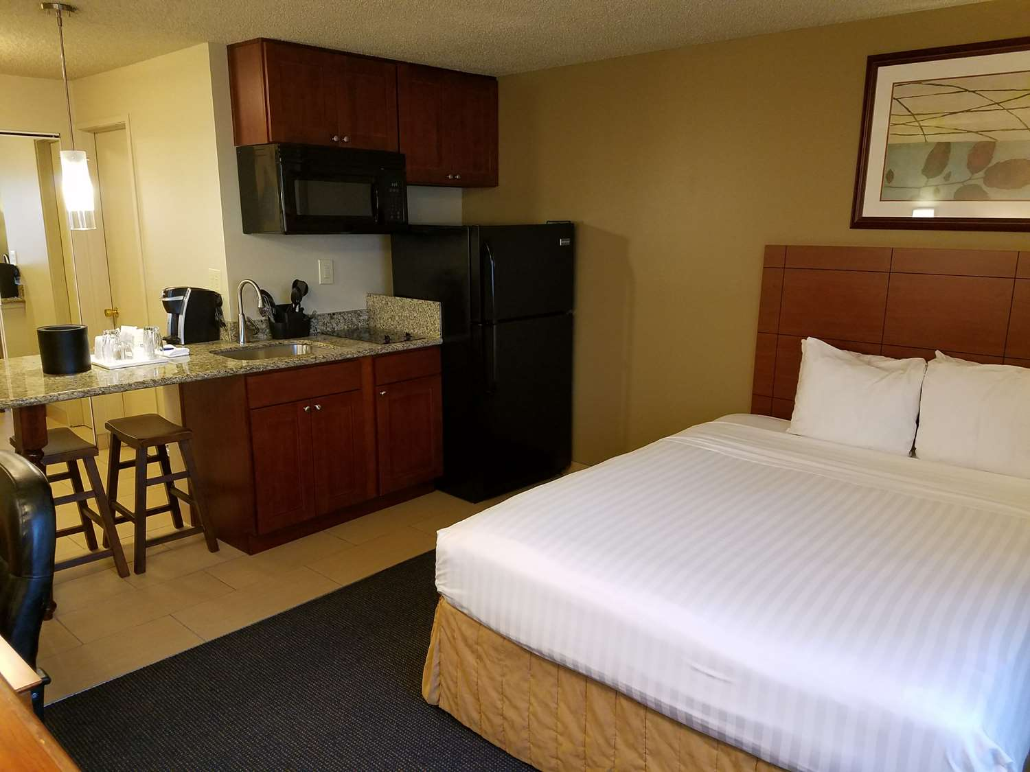Room - Best Western Cascadia Inn Everett