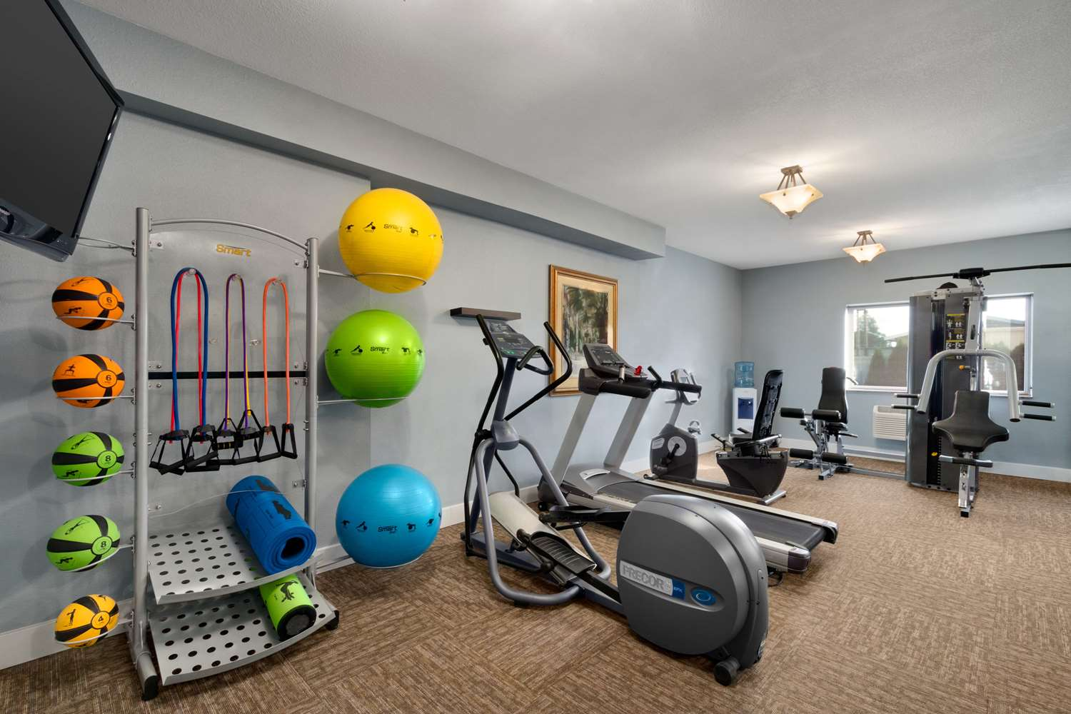 Fitness/ Exercise Room - Best Western Plus Peppertree Airport Inn Spokane