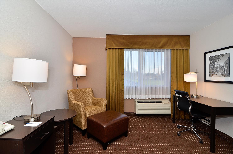 Room - Best Western Inn of Vancouver