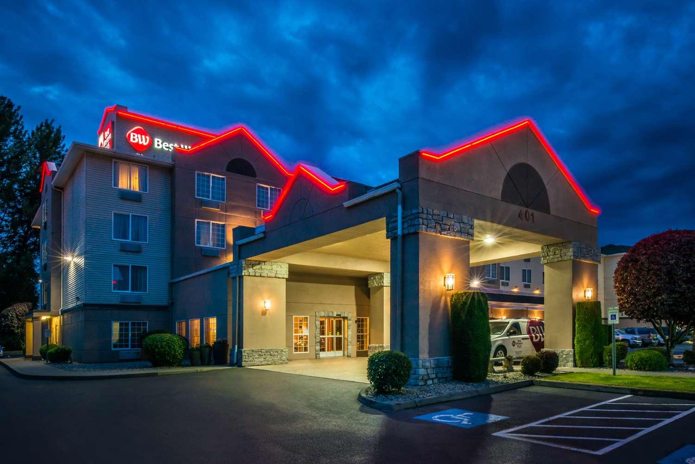 Exterior view - Best Western Plus Mountain View Auburn Inn
