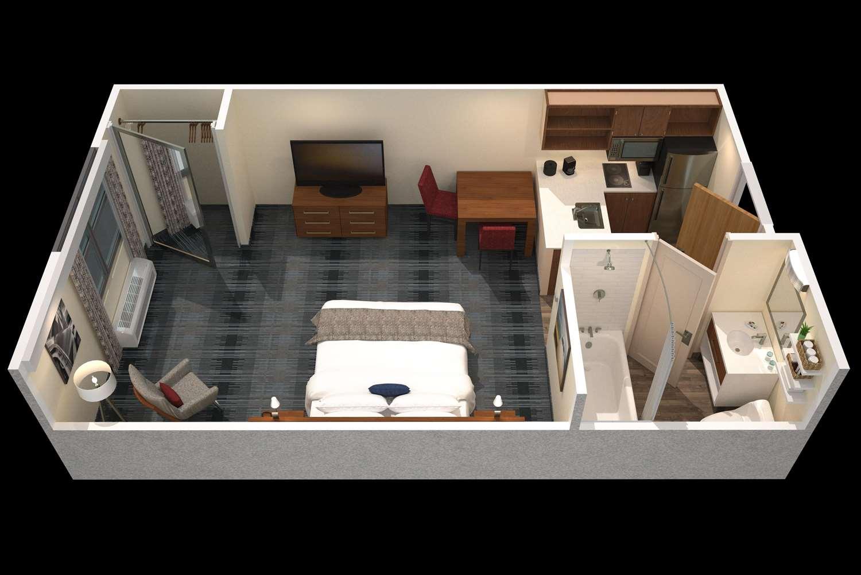 Room - Best Western Plus Navigator Inn & Suites Everett