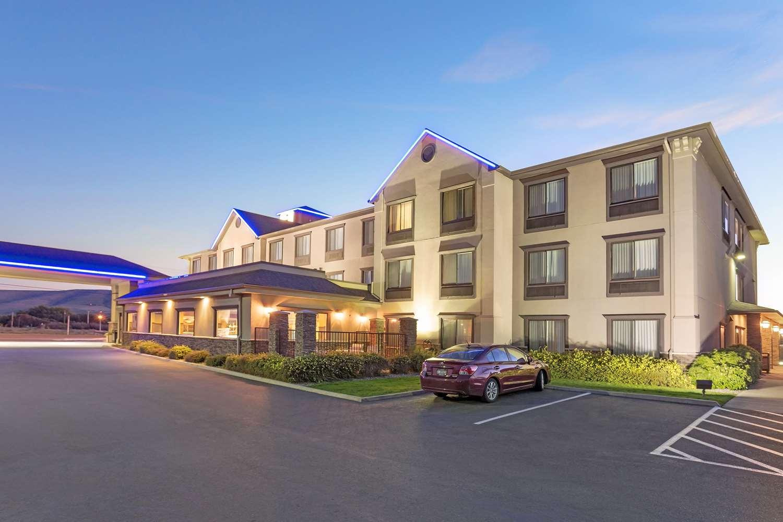 Exterior View Best Western Plus Ellensburg Hotel