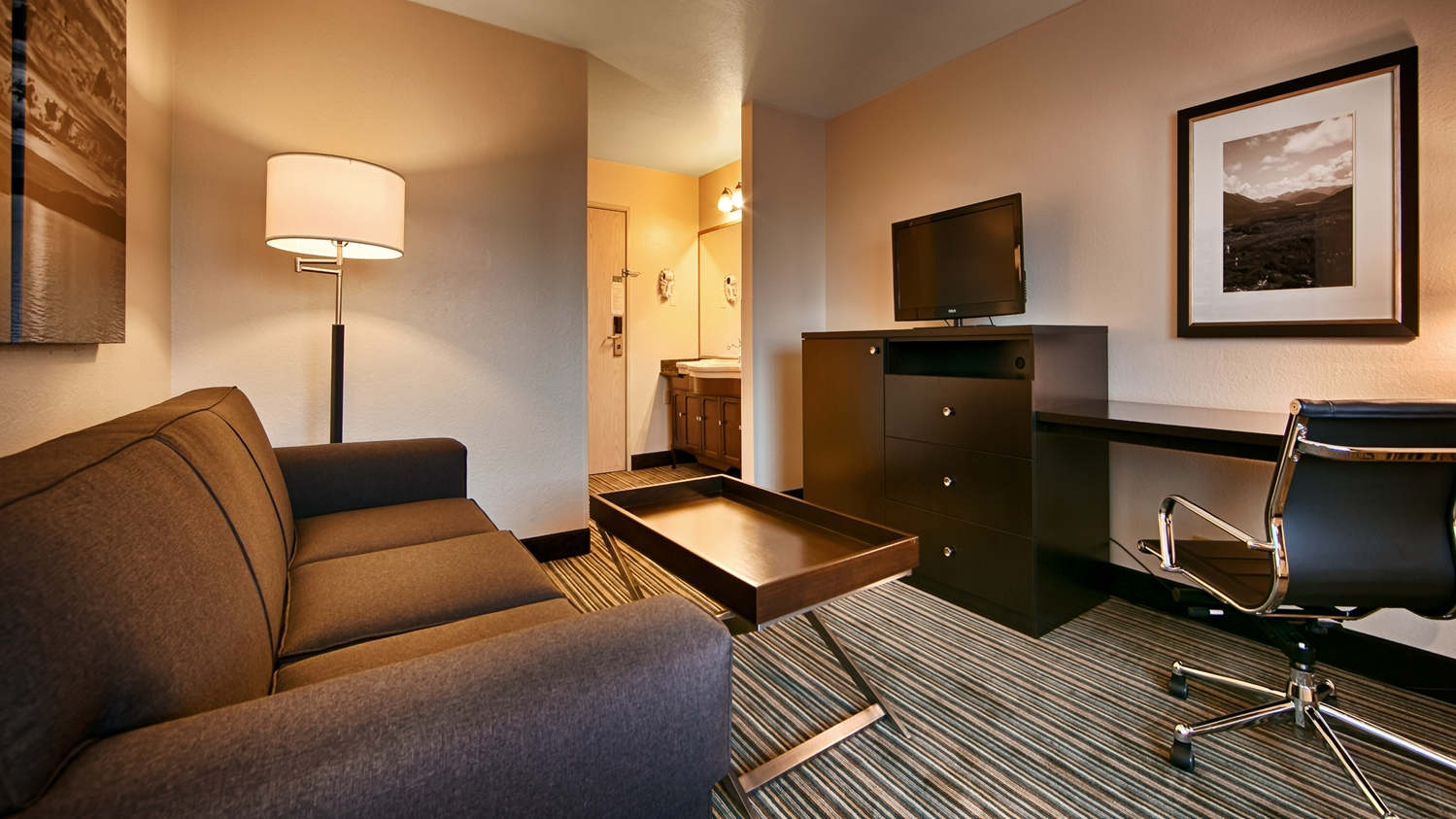 Suite - Best Western Alderwood Inn Lynnwood