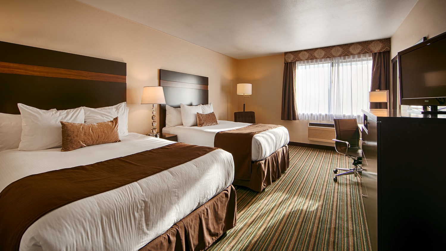 Room - Best Western Alderwood Inn Lynnwood