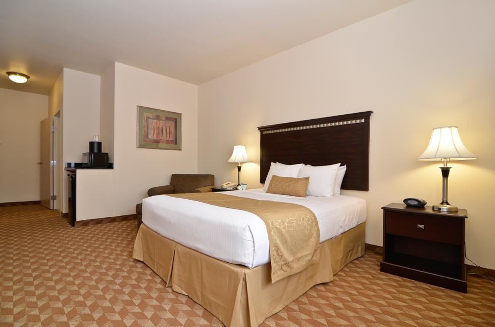 Room - Best Western Plus Battle Ground Inn & Suites
