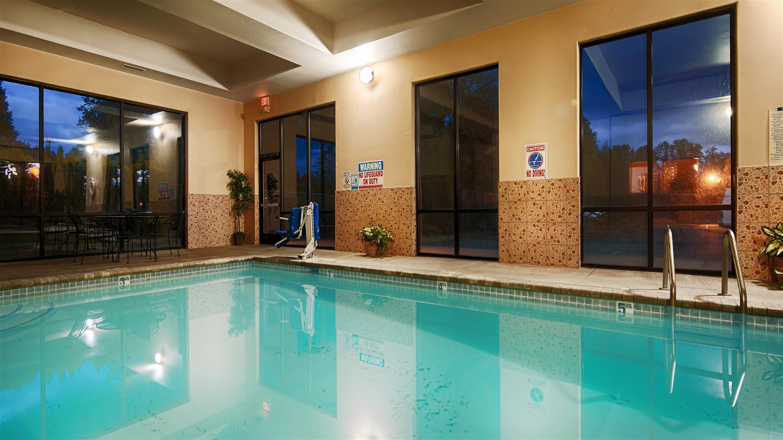 Pool - Best Western Plus Battle Ground Inn & Suites