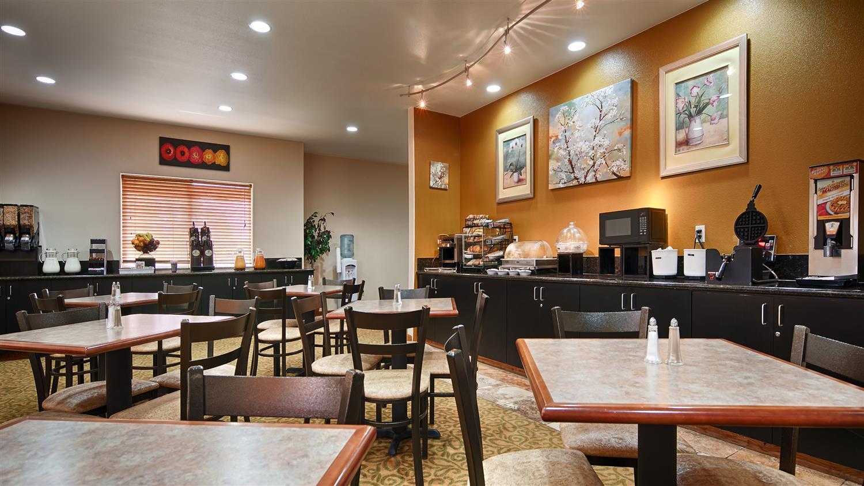 Restaurant - Best Western Plus Battle Ground Inn & Suites