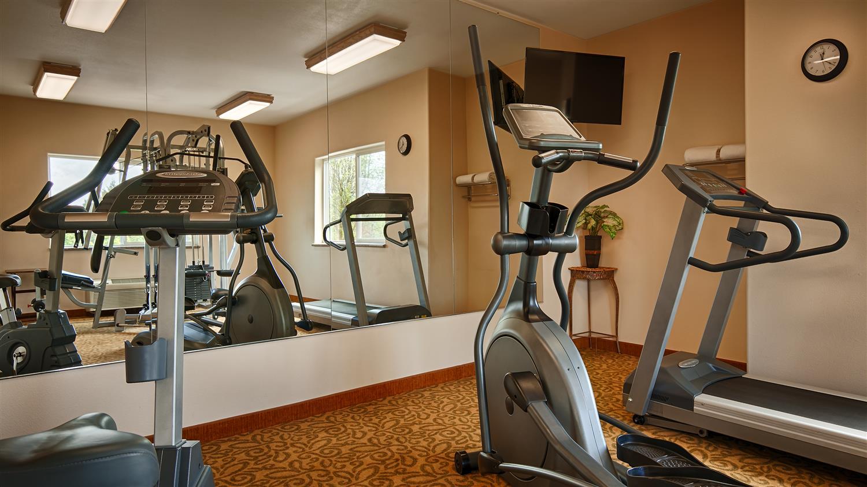 Fitness/ Exercise Room - Best Western Plus Battle Ground Inn & Suites