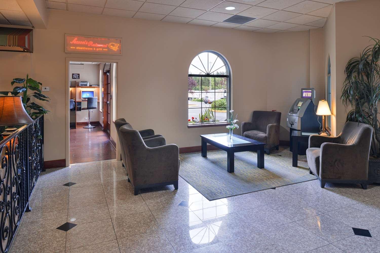 Lobby   Best Western Plus Federal Way Hotel ...
