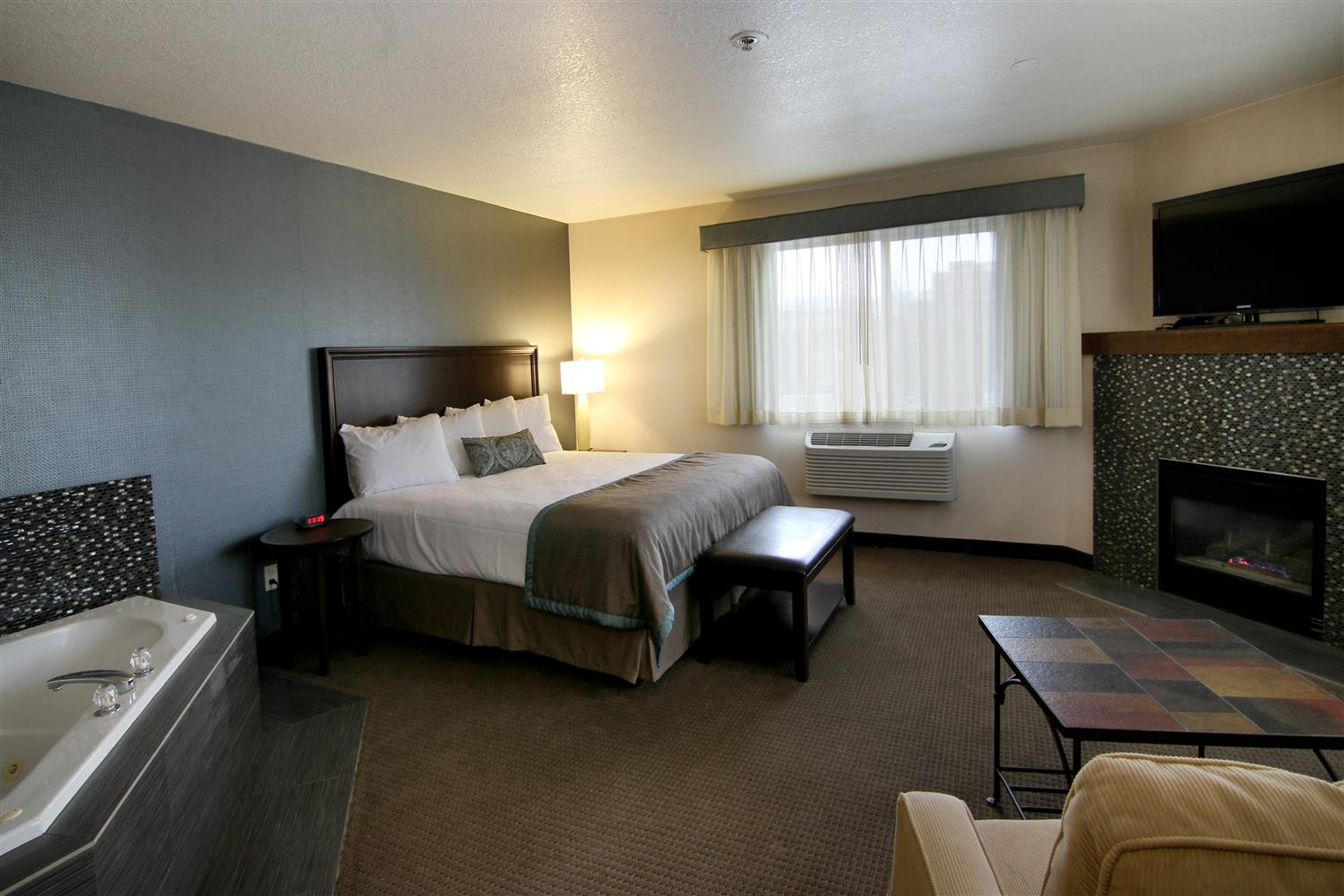 Suite - Best Western Plus City Center Spokane