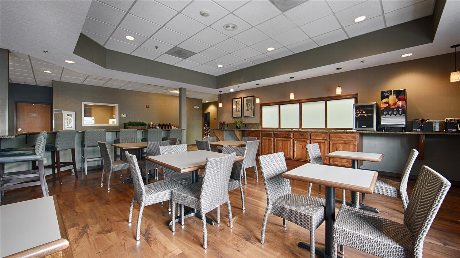 Restaurant - Best Western Plus City Center Spokane