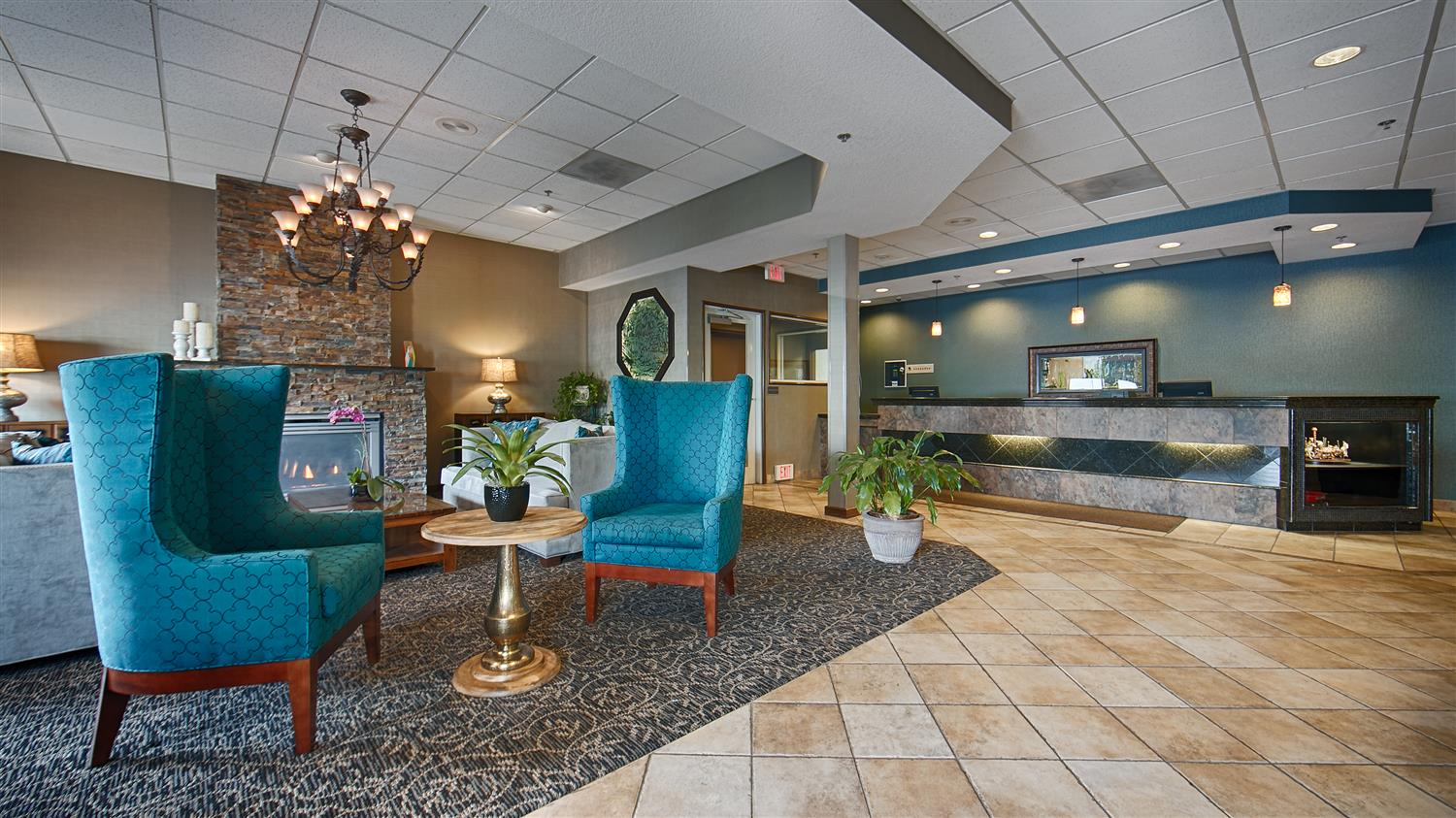 Lobby - Best Western Plus City Center Spokane