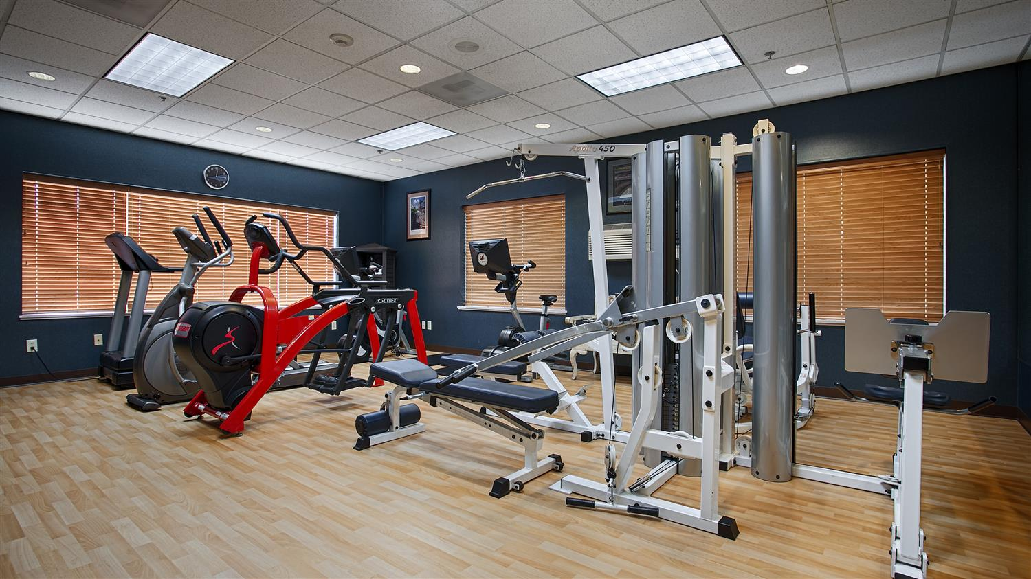 Fitness/ Exercise Room - Best Western Plus City Center Spokane