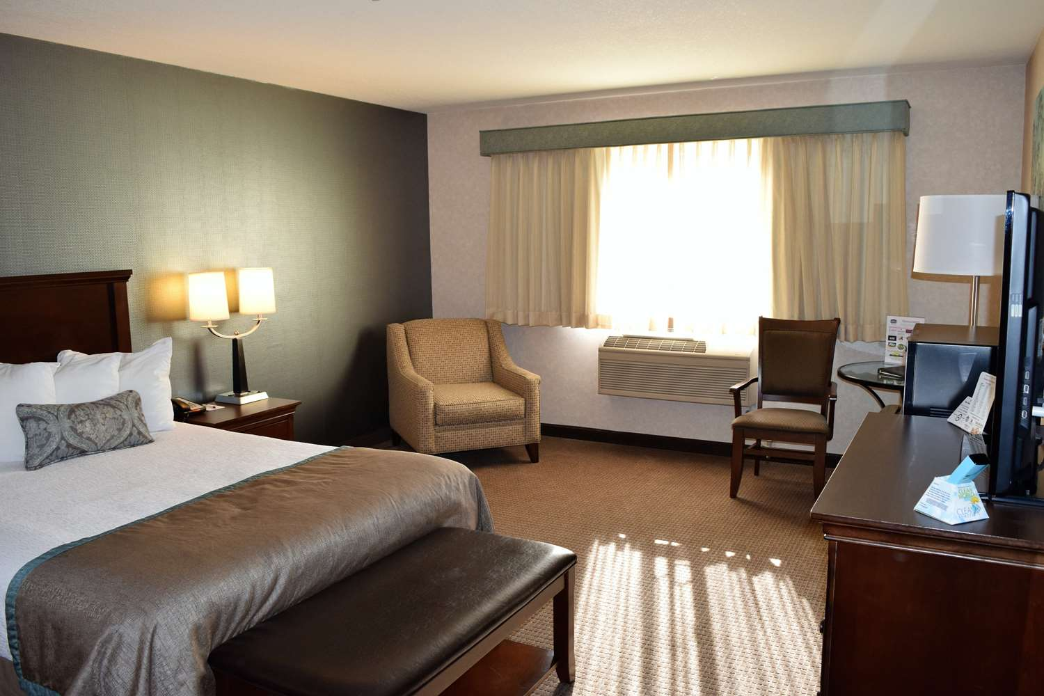 Room - Best Western Plus City Center Spokane