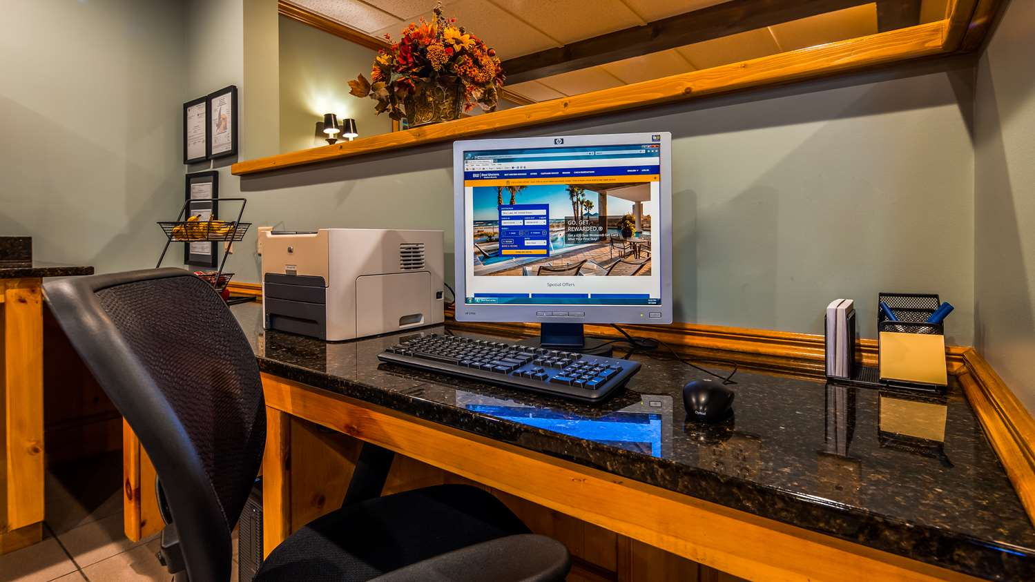 Conference Area - Best Western Rice Lake Inn