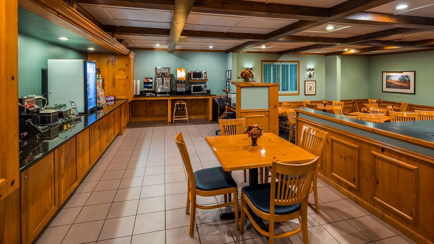 Restaurant - Best Western Rice Lake Inn