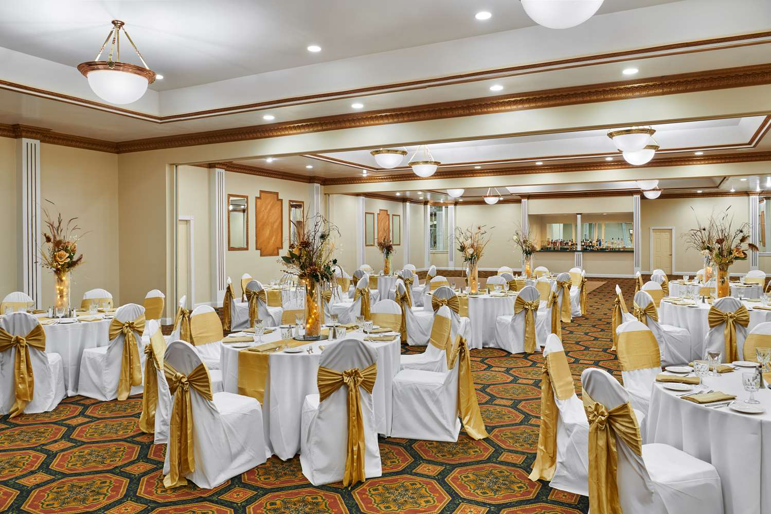 Ballroom - Best Western Plus Milwaukee Airport Hotel