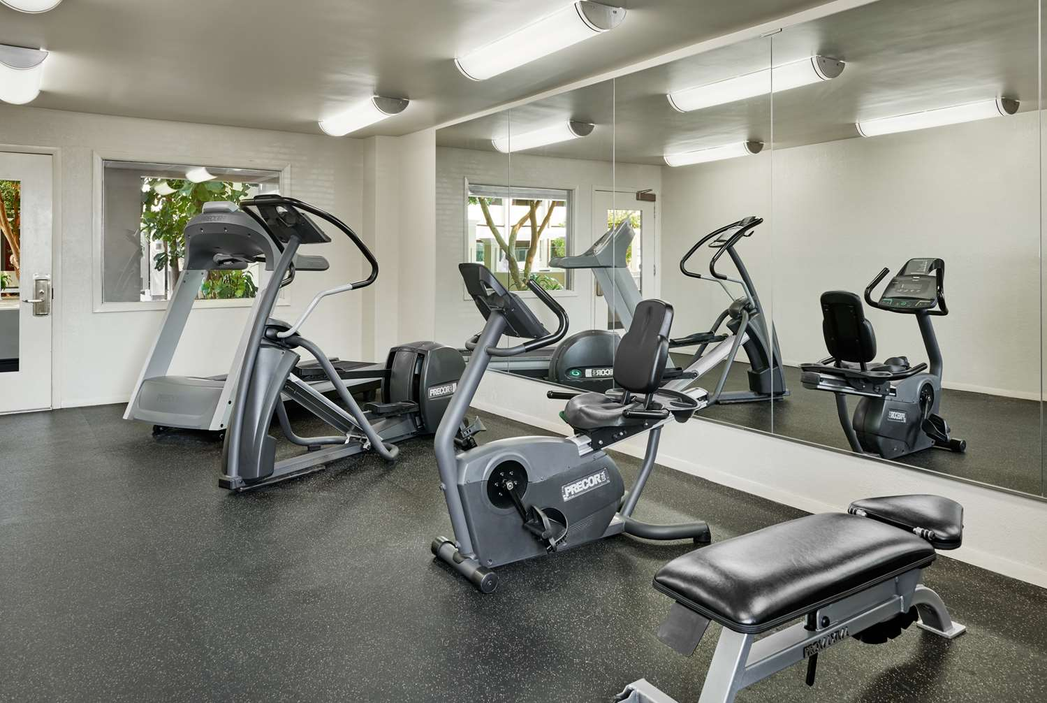 Fitness/ Exercise Room - Best Western Plus Milwaukee Airport Hotel