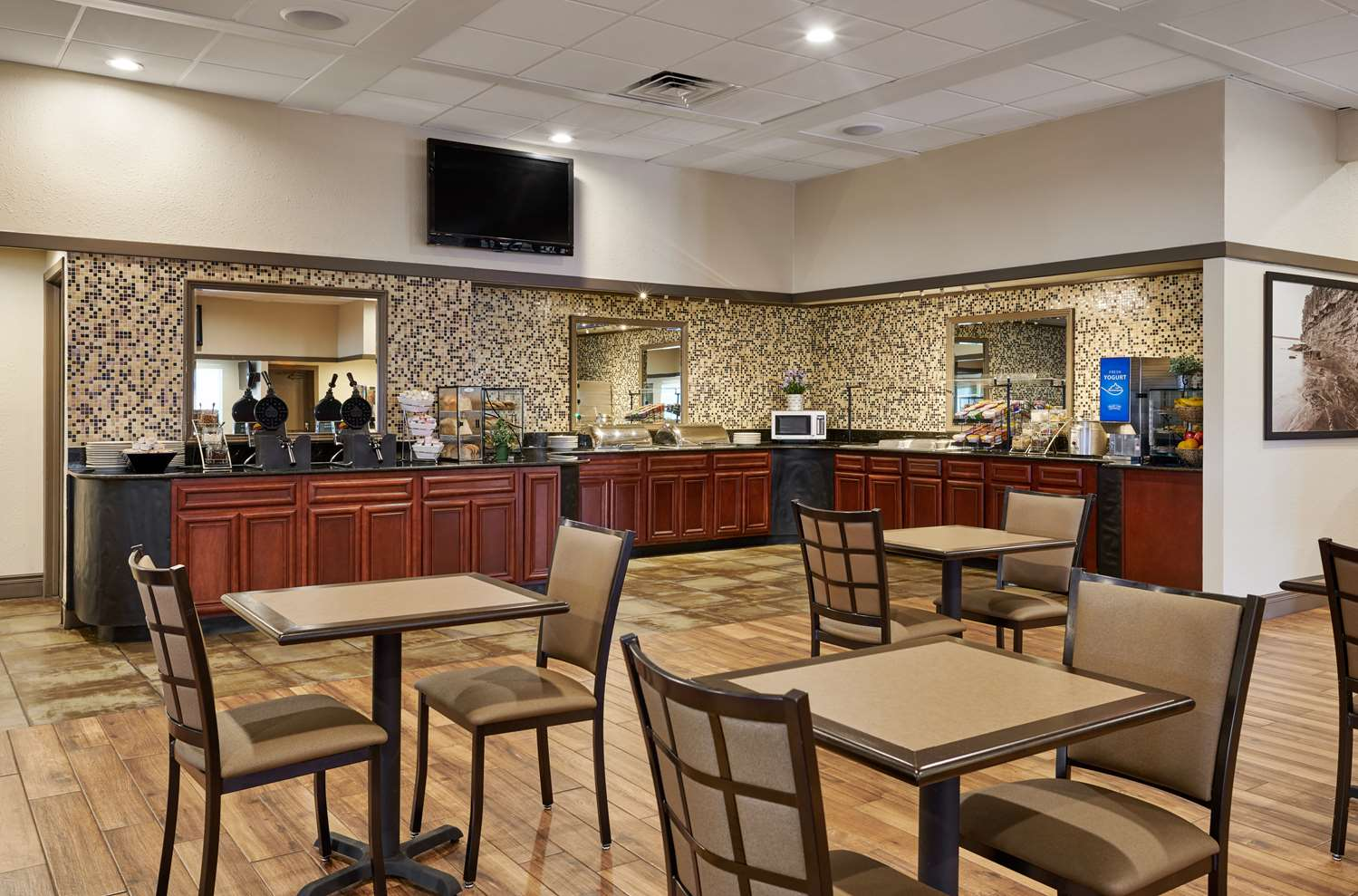 Restaurant - Best Western Plus Milwaukee Airport Hotel