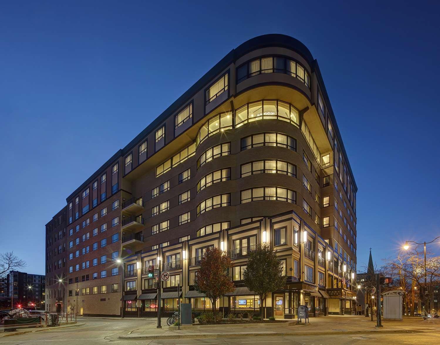 Exterior view - Best Western Premier Park Hotel Madison