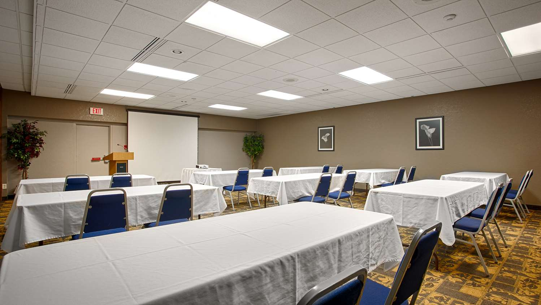 Conference Area - Best Western Riverfront Inn Marinette