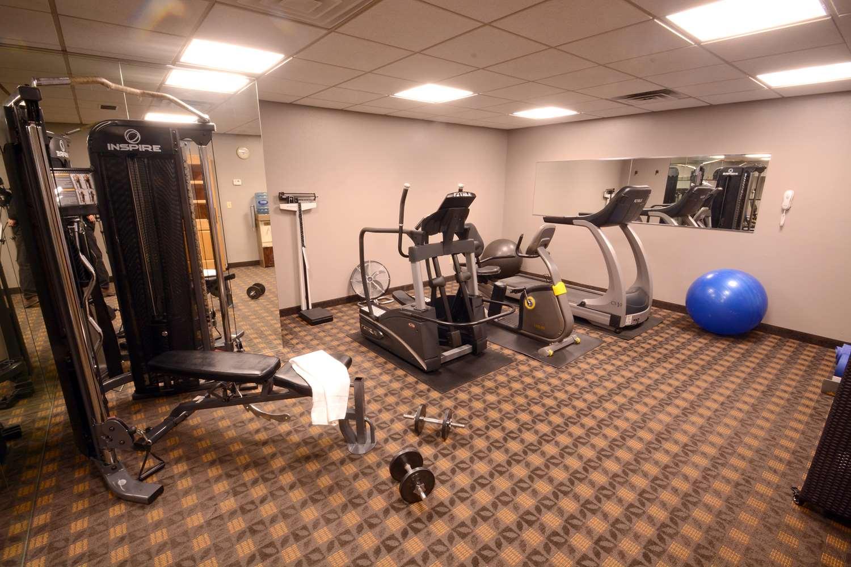 Fitness/ Exercise Room - Best Western Riverfront Inn Marinette