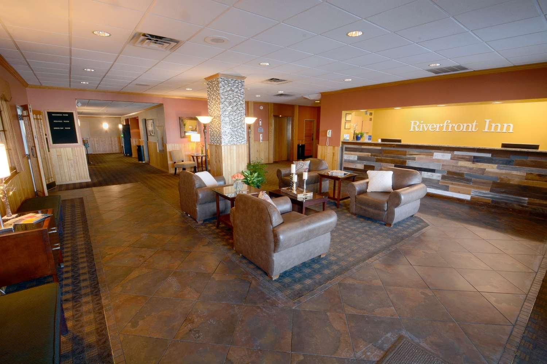 Lobby - Best Western Riverfront Inn Marinette