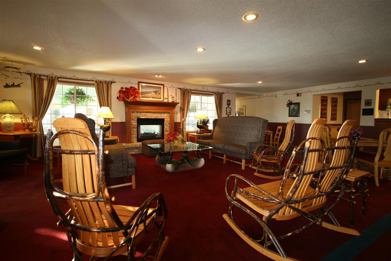 Lobby - Best Western Dodgeville Inn & Suites
