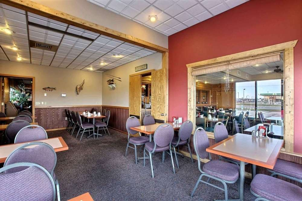 Restaurant - Best Western Park Oasis Inn Mauston