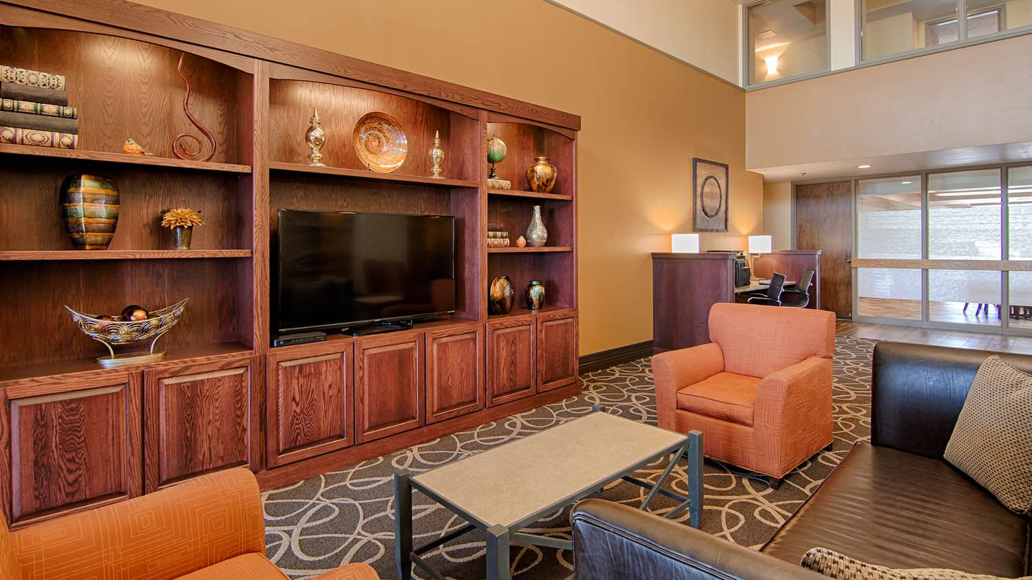 Lobby - Best Western Executive Inn Kenosha