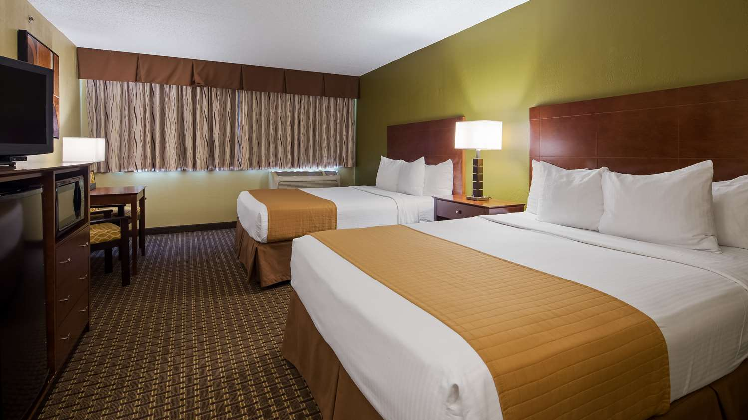 Room - Best Western Executive Inn Kenosha