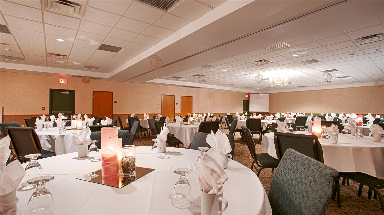 Meeting Facilities - Best Western Wittenberg Inn