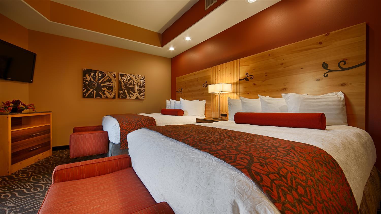 Best Western Premier Ivy Inn Amp Suites Cody Wy See Discounts