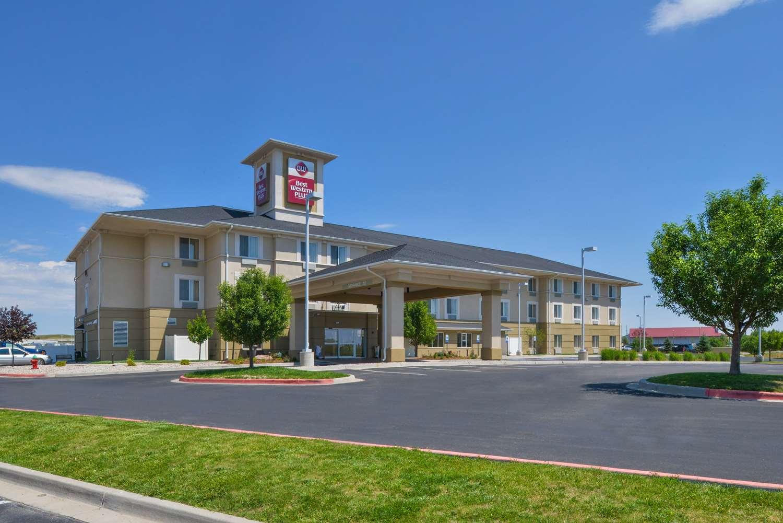 Best Western Plus Frontier Inn Cheyenne, WY - See Discounts