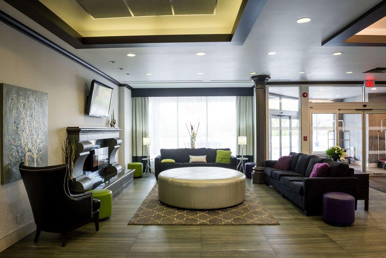 Lobby - Best Western Plus Village Park Inn Calgary