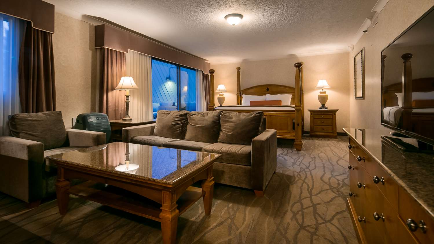 Room - Best Western Plus Siding 29 Lodge Banff