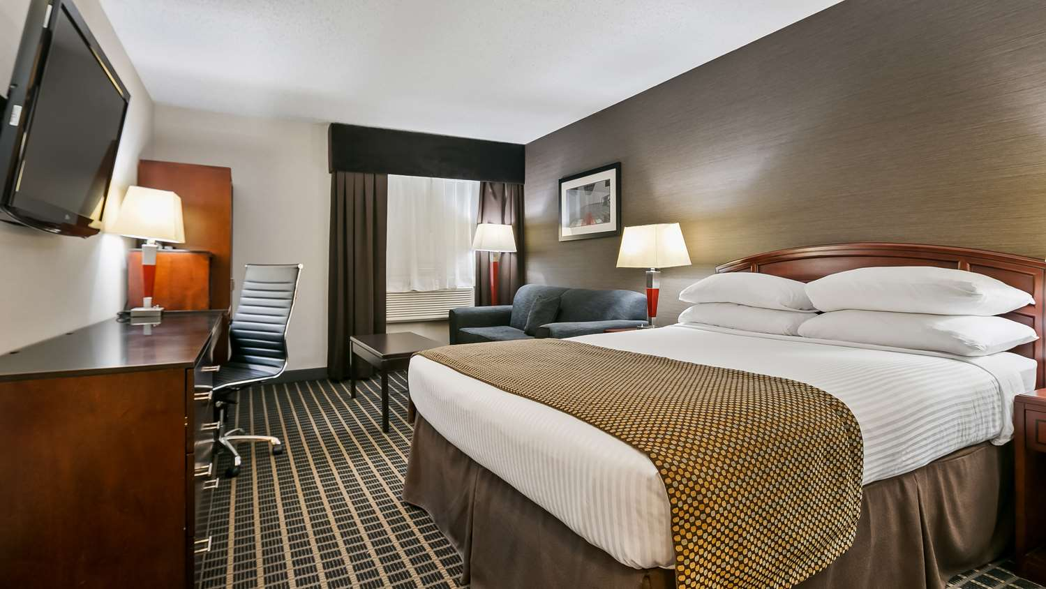 Room - Best Western Hotel Airport Calgary