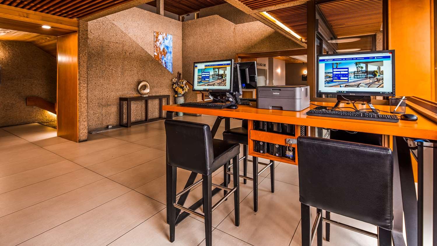Conference Area - Best Western Cedar Park Inn Edmonton