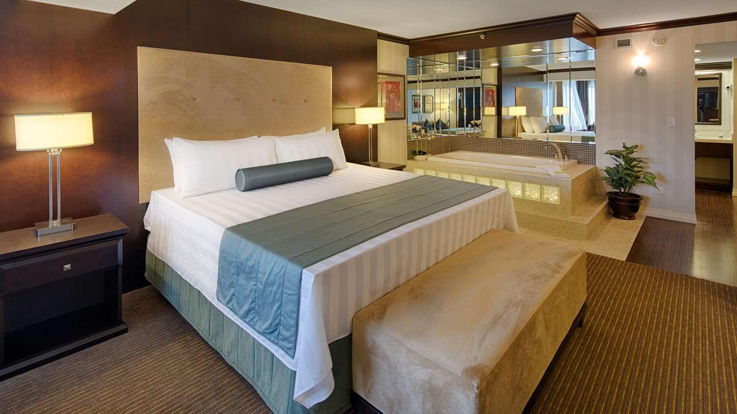 Room - Best Western Plus Port O'Call Hotel Airport Calgary