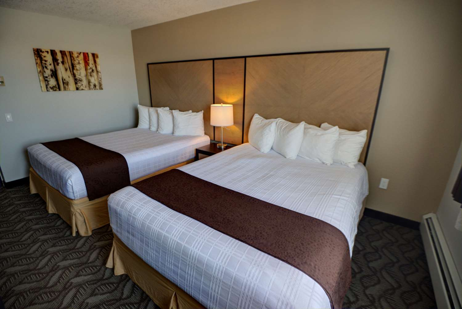 Room - Best Western Airdrie Inn