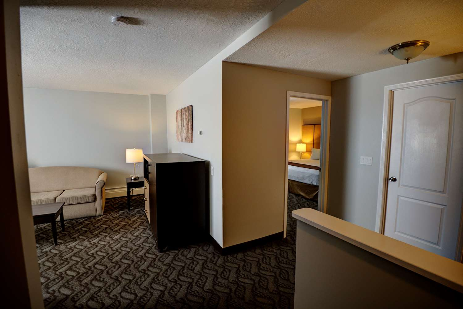 Suite - Best Western Airdrie Inn