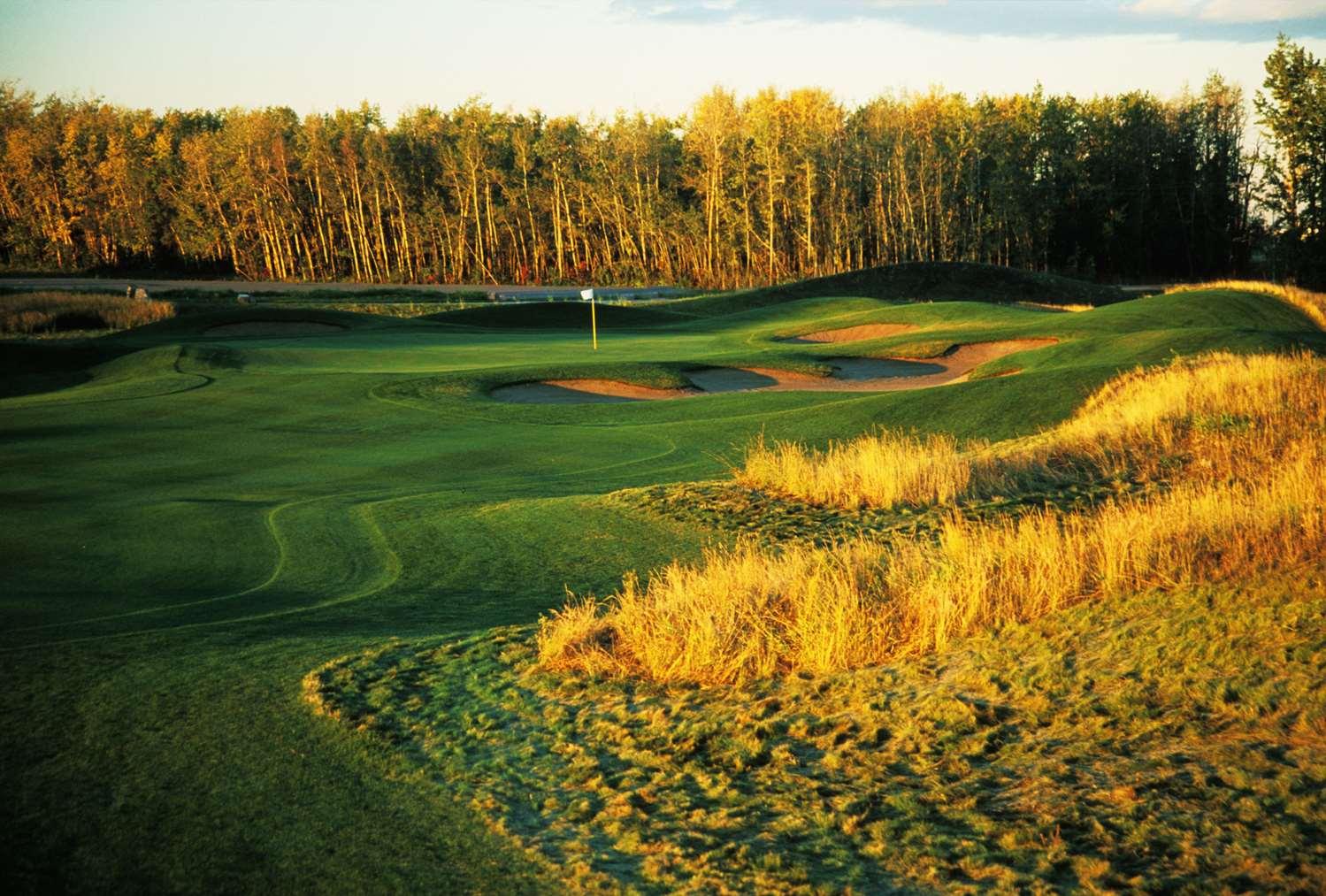 Golf - Best Western Premier Denham Inn & Suites Leduc