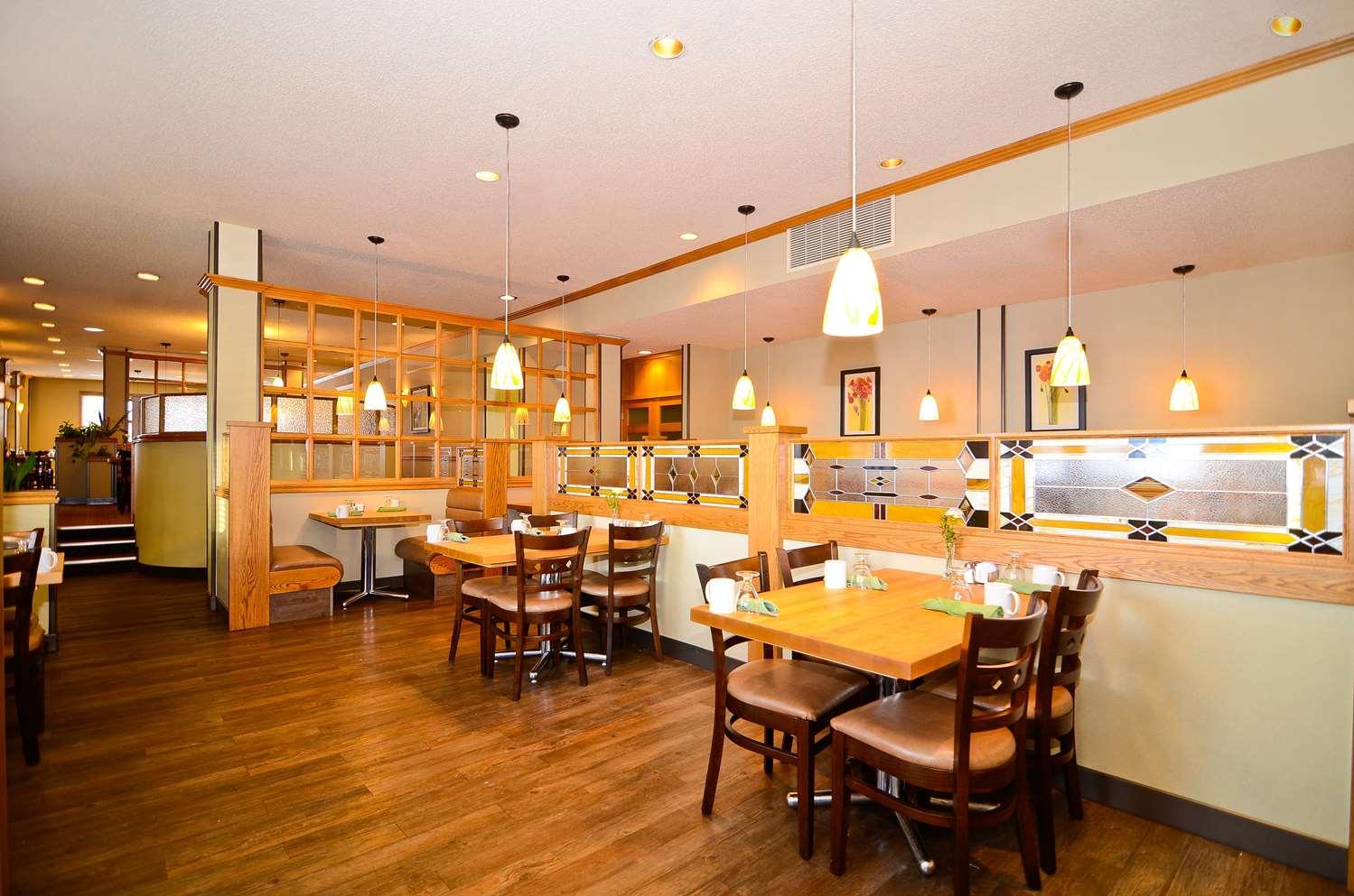 Restaurant - Best Western Wayside Inn Wetaskiwin