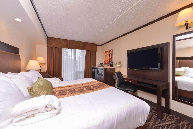 Room - Best Western Wayside Inn Wetaskiwin