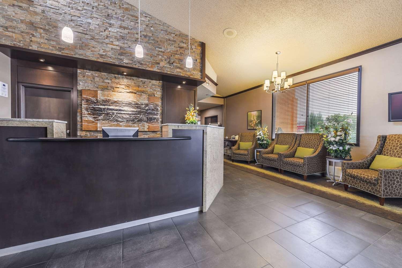 Lobby - Best Western Wayside Inn Wetaskiwin