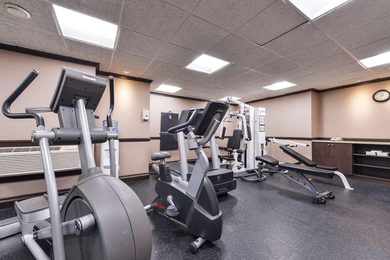 Fitness/ Exercise Room - Best Western Wayside Inn Wetaskiwin