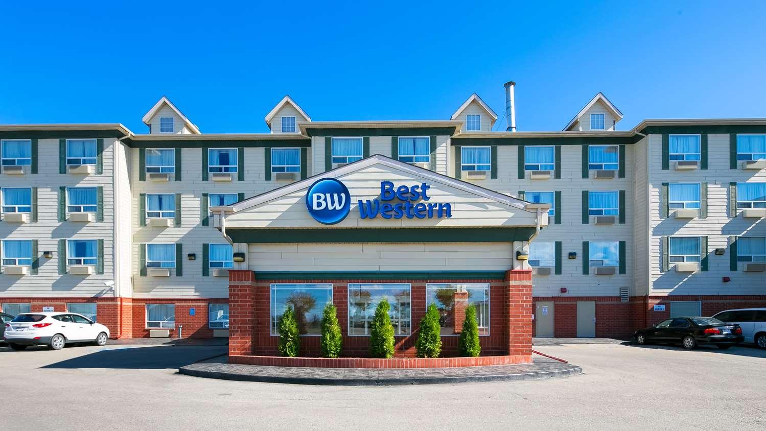 Exterior view - Best Western Grande Prairie Hotel & Suites