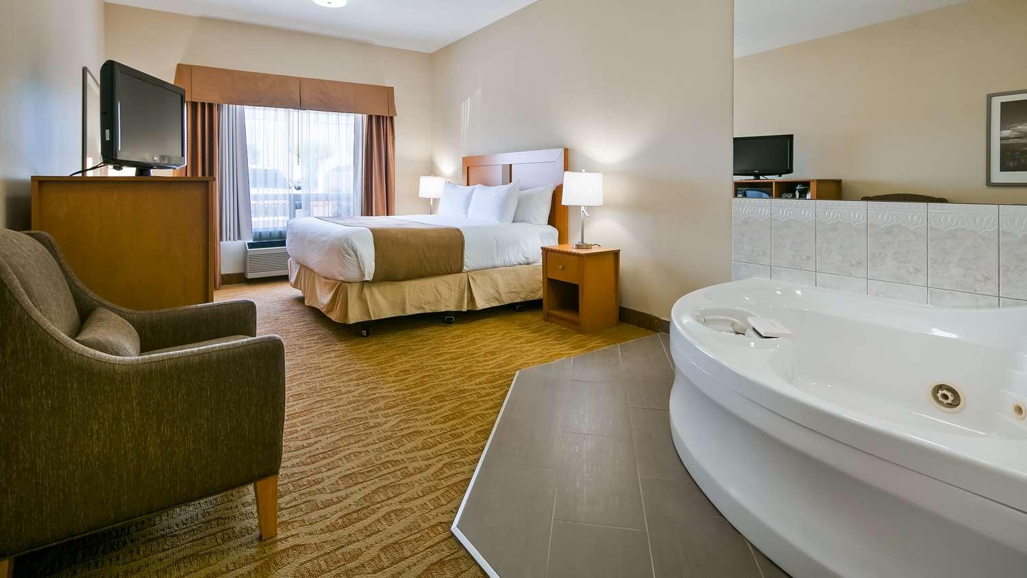 Room - Best Western Grande Prairie Hotel & Suites