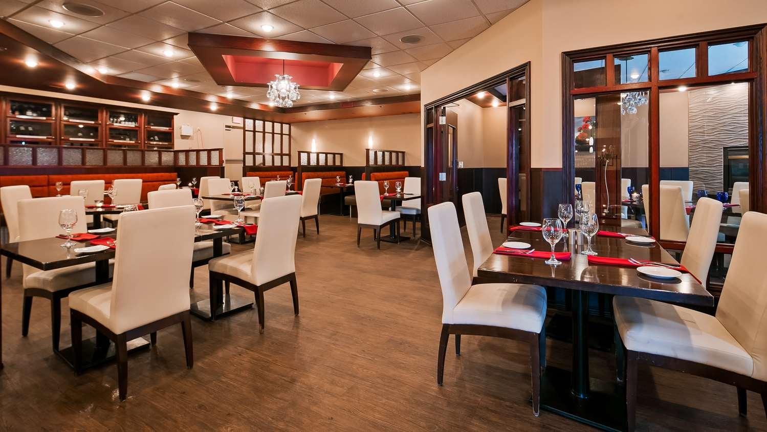 Restaurant - Best Western Grande Prairie Hotel & Suites